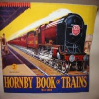 Hornby Book of Trains 1933-34